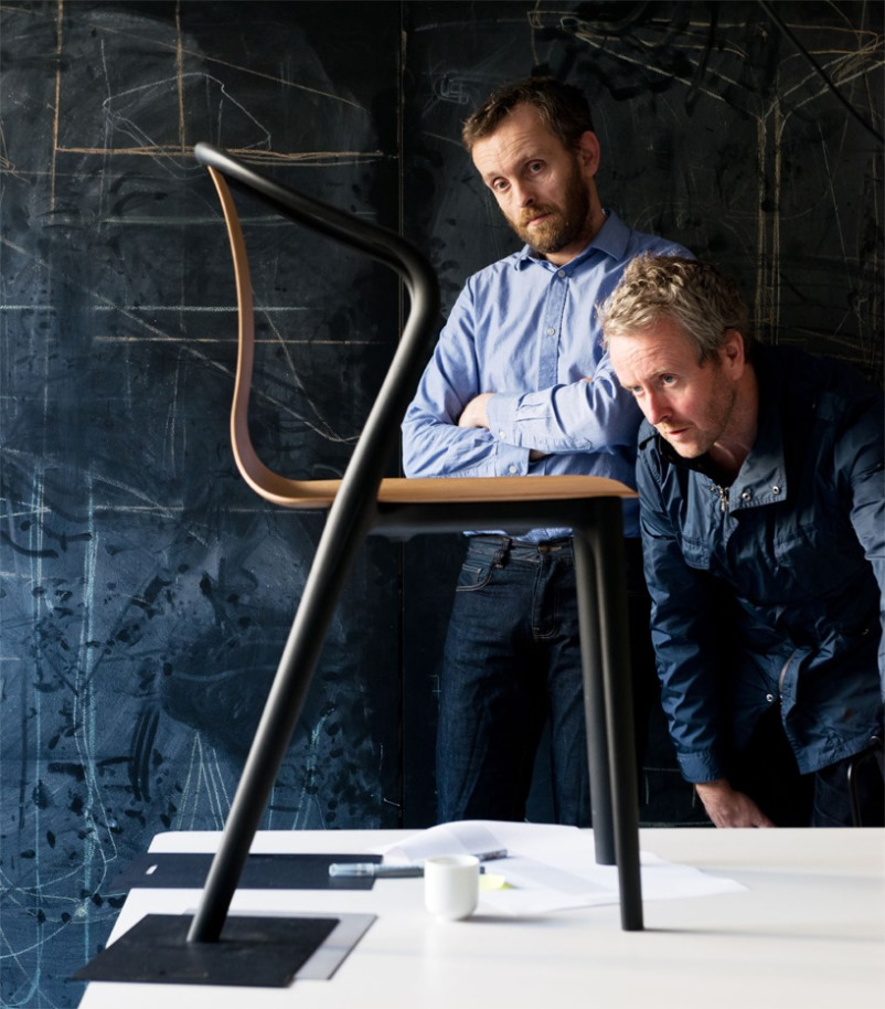 Milán 2015: Colección de mobiliario Belleville - Ronan y Erwan Bouroullec